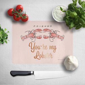 Friends Lobster Chopping Board