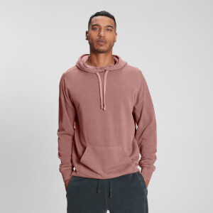 Hoodie Raw Training para Homem da MP - Washed Pink