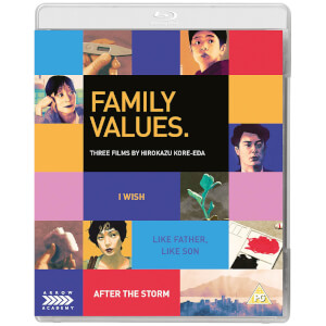 Family Values: Three Films by Hirokazu Kore-eda