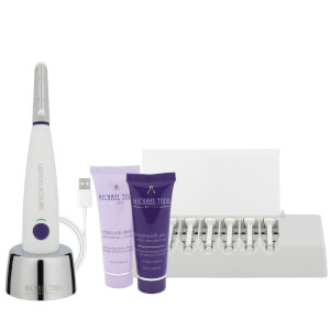 Michael Todd Beauty Sonicsmooth Sonic Dermaplaning and Exfoliation System - White