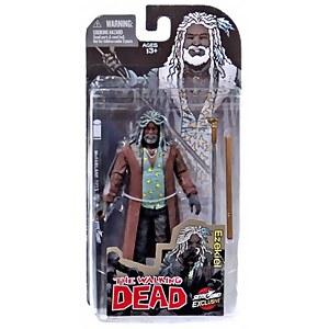 Skybound Walking Dead Ezekiel Figure (Colour Variant)