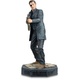 Eaglemoss The Walking Dead Collector's Models Figurine - Governer