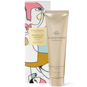 Glasshouse Limited Edition Marseille Memoir Hand Cream 100ml