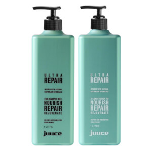 Juuce Ultra Repair Shampoo and Conditioner Duo 2 x 1L