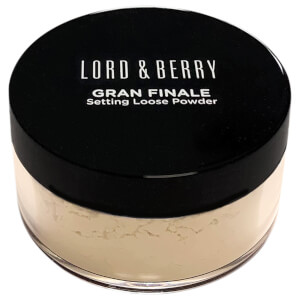 Lord & Berry Gran Finale Loose Setting Loose Powder - Banana 8g