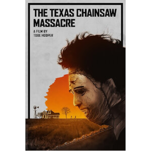 Texas Chainsaw Massacre Limited Edition Fine Art Giclee