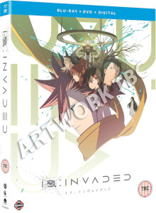 ID INVADED: The Complete Series - Dual Format Limited Edition