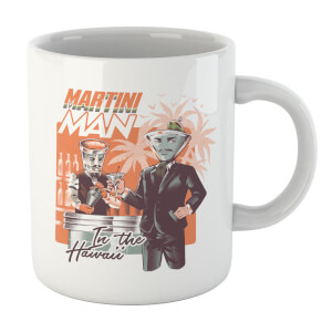 Ilustrata Martini Man Mug