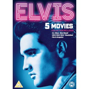 Elvis - 5 Movies Collection