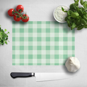 Baking Blanket Green Chopping Board