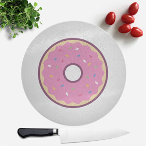 Donut Round Chopping Board