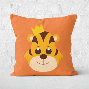Tiger King Square Cushion