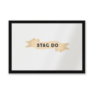 Stag Do Entrance Mat