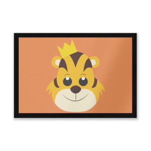 Tiger King Entrance Mat