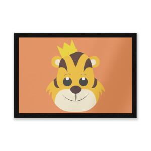 Tiger King Entrance Mat