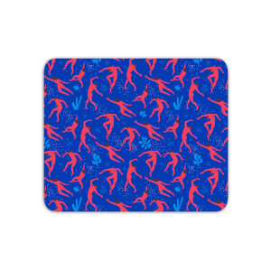 Cool Tone Dancers Mouse Mat