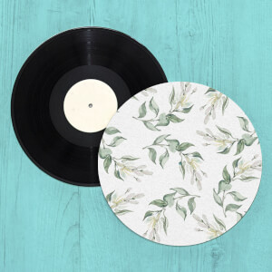 Leaves Slip Mat
