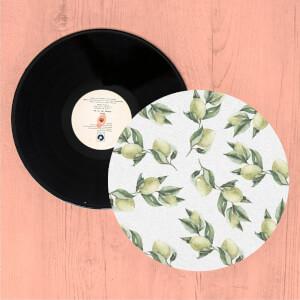 Printed Flowers Slip Mat