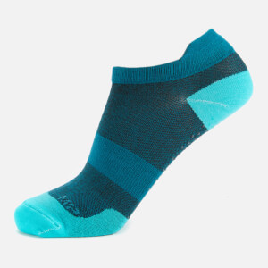 Composure Yoga Socks - Deep Lake