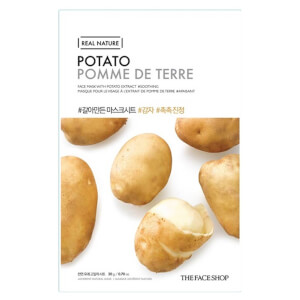 THE FACE SHOP Real Nature Sheet Mask Potato