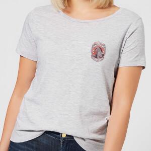 Ilustrata Tokyo Fighter Women's T-Shirt - Grey