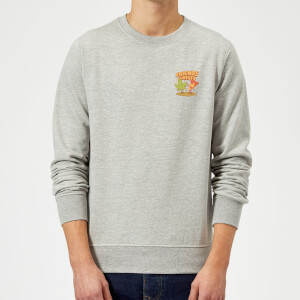 Ilustrata Forever Friends Sweatshirt - Grey