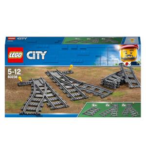 LEGO City: Switch Tracks Set (60238)