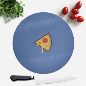 Pizza Slice Round Chopping Board