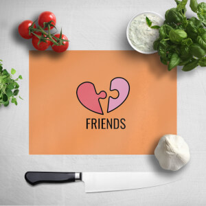 Friends Chopping Board