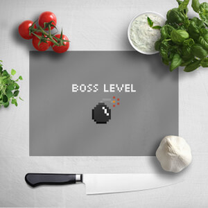 Boss Level Gaming Chopping Board