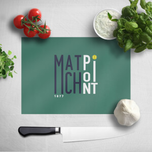Match Point Chopping Board