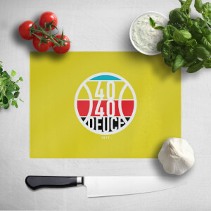 40 40 Deuce Chopping Board