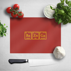 Ba Zn Ga Chopping Board