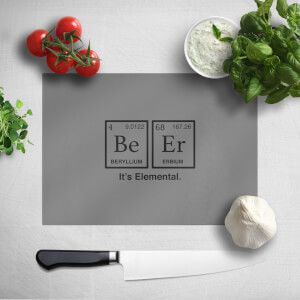Be Er It's Elemental Chopping Board
