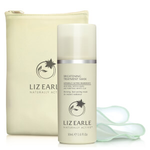 Liz Earle Brightening Treatment Mask Pump Starter Kit 50ml