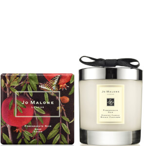 Jo Malone London Pomegranate Noir Soap and Candle Bundle