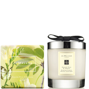 Jo Malone London English Pear and Freesia Soap and Candle Bundle
