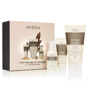 Aveda LOOKFANTASTIC Exclusive From Damage To Strength Set