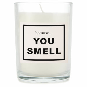 You Smell Candle