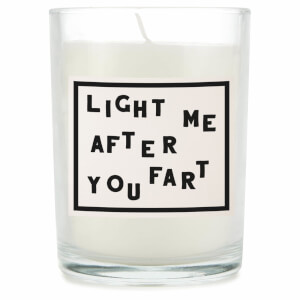 Light Me After You Fart Candle