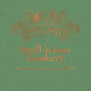 Spell-icious Recipe Book