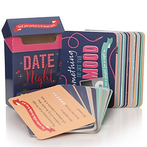 Date Inspiration Cards