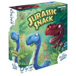 Jurassic Snack Board Game