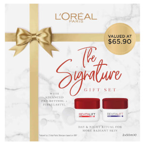 L'Oréal Paris Revitalift Classic Day and Night Cream Gift Set (Worth $66.00)