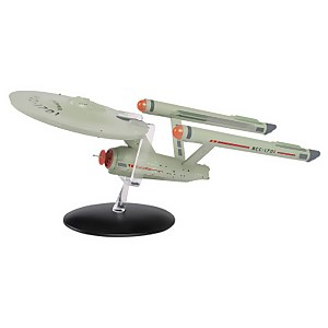 Eaglemoss Star Trek Collector's Vehicle Die Cast Replicas - Assortment