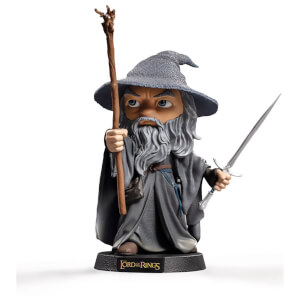 Iron Studios Lord of the Rings Mini Co. PVC Figure Gandalf 18 cm