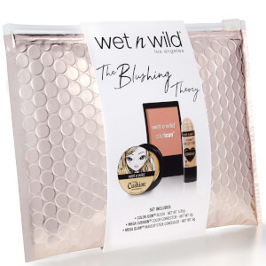 wet n wild The Blushing Theory Kit