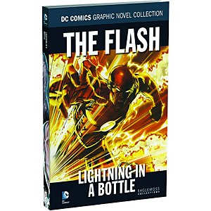 DC Comics Graphic Novel Collection The Flash Lightning in a Bottle