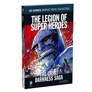 DC Comics Graphic Novel Collection The Legion of Super Heroes - The Great Darkness