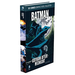 DC Comics Graphic Novel Collection Batman Gotham After Midnight
